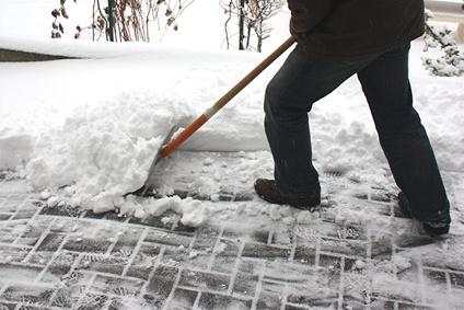 Winterdienst Heilbronn Schneeschaufeln