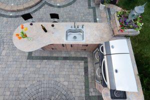 Außenküche Selber Bauen Kaufen : Userprojekt garten balkon selbst von außenküche selber bauen